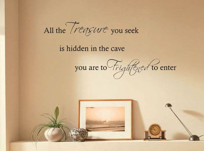 Pretty Wall Art Quote Pictures Inspiration - Wall Art Design ...